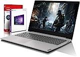 Lenovo (15,6 Zoll) Gaming Notebook (AMD Ryzen 3 3200U 4-Thread CPU, 3.5 GHz, 8GB DDR4, 128GB SSD, 500GB HDD, Radeon Vega 3, DVD±RW, HDMI, BT, USB 3.0, WLAN, Windows 10 Prof. 64, MS Office) #6628