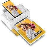 Kodak PD460 – Fotodrucker 10 x 15 cm – Bluetooth & Docking – Weiß & Gelb