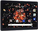 Tablet 10.1 Zoll Android 9.0 3G Telefontablets mit 32 GB Speicher Dual SIM Karten und 5MP Kamera WLAN Bluetooth GPS Quad-Core HD-Touchscreen Unterstützung von 3G-Telefonanrufen (schwarz)